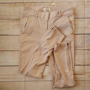 LOFT marisa skinny leg pants size 0