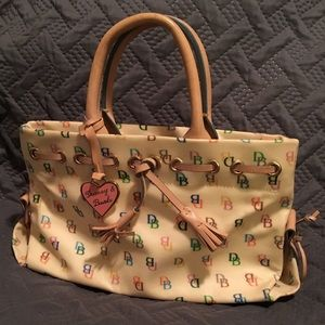 D&B small handbag