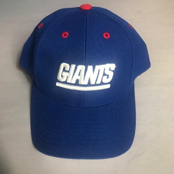 24fbbad948d Logo Athletics Other - Vintage New York Giants SnapBack Hat