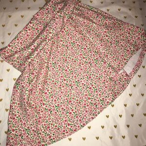American Apparel high waist jersey skirt NWT