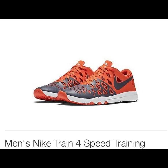 116d979ee709 Nike Train 4 Speed Shoes Mens 8.5 Chicago Bears. M 59e6bd0f4225bebb5207052b