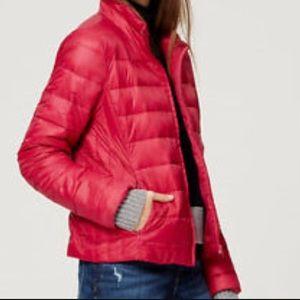 Ann Taylor LOFT Easy-Go Puffer Jacket