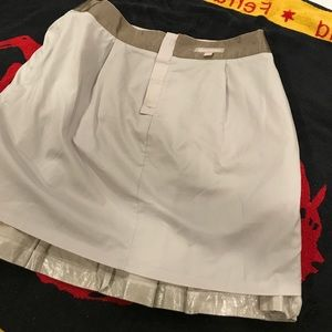 Banana republic a line skirt