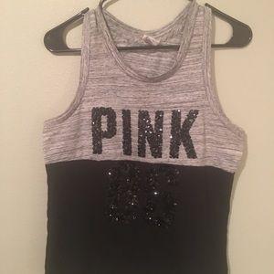 Super cute Pink tank top