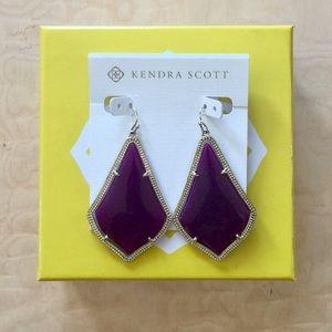 Kendra Scott Purple Jade Alexandra's