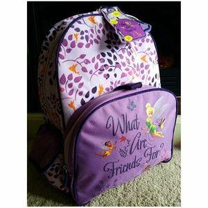 💥NWT💥 💚 DISNEY Tinkerbell Backpack 💚