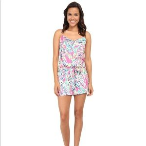 Lilly Romper NWT