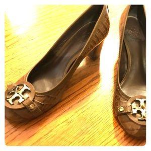 Tory Burch heels!
