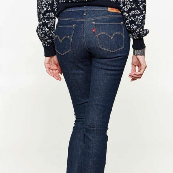e1b90a8baf6 Levi s Denim - Levi s 711 Skinny Jeans deadstock rinse 28x32