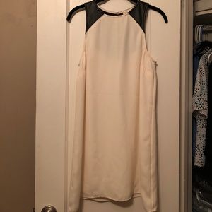 Silence and Noise White Dress
