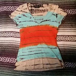 Tops - NWOT Tie Dye Tshirt
