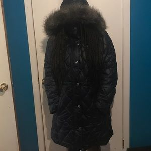 Guess puffy coat