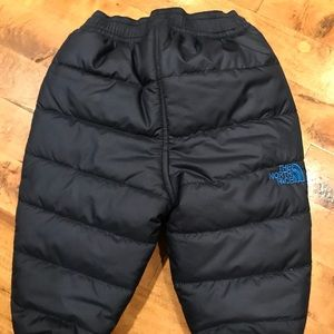 North Face ifant snow pants