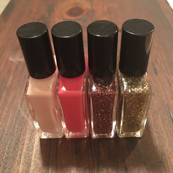 Victorias Secret Nail Laquerpolish Bundle | Poshmark