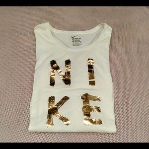 Ladies NIKE Short Sleeve T-Shirt