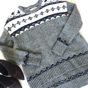 LOFT over sized sweater