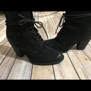 Aldo lace booties