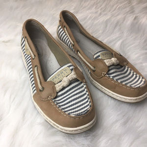 SPERRY Topsider Angelfish Preppy Boat Shoes