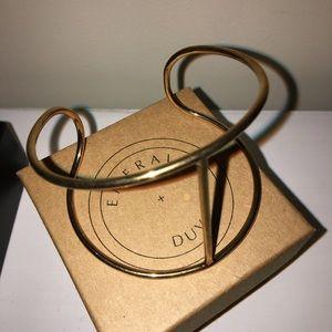 Emerald + Duv Joshua Tree Cage Bracelet