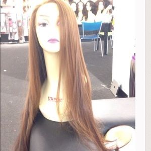 Long wig Free Part Lacefront