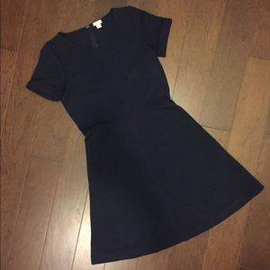 J.Crew Navy Knit Dress