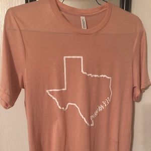 Tops - Texas t-shirt ❤️