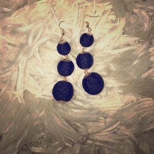 Brand new ball earrings