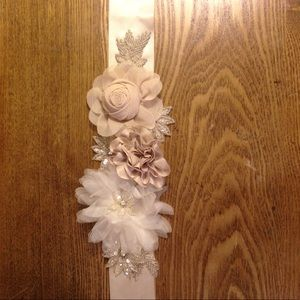 David Bridal wedding ribbon