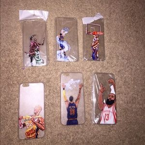 Other - iPhone 6 NBA cases