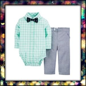 {Carter's} boys outfit