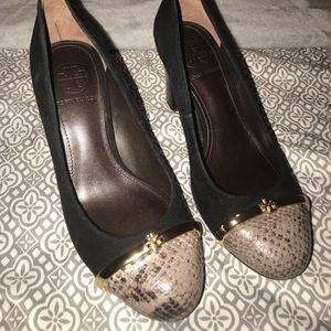 Heels from Tory Burch