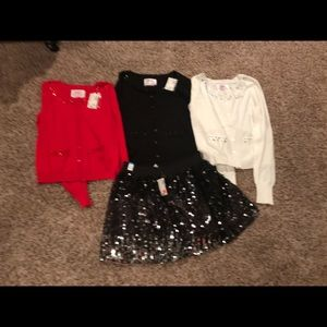 Justice Girls Size 10 lot