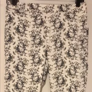 Brand new - Printed tailored pant💕