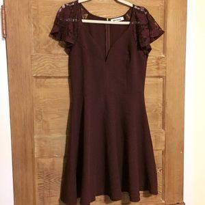 Vintage inspired A line dress