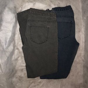 Bundle 2 Pair Forever 21 Skinny Jeans size 28