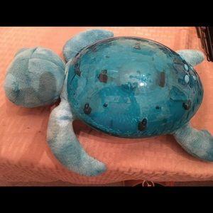 Cloud B night light turtle