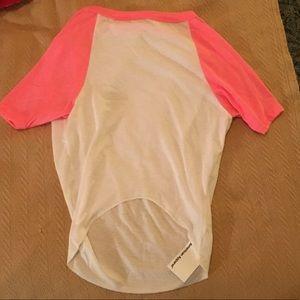 NWT American Apparel Dog Shirt