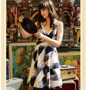 Marc by Marc Jacobs Ikat Knotted Dress