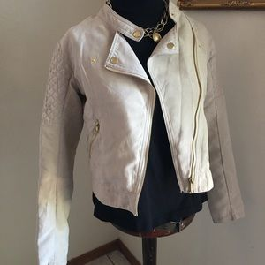 H&M Super cute and chic petite light jacket