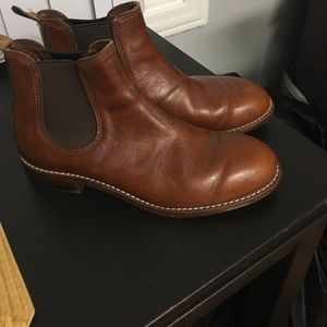 Wolverine men's boots 8  & 1/2