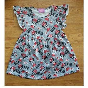 Other - Minnie Mouse Milk Silk Pearl Dress