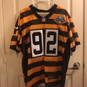 James Harrison Steelers Jersey