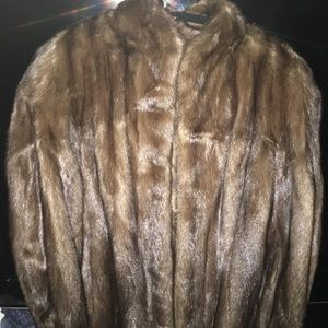 Fox brown coat