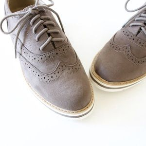 casion-taupe-faux suede-oxfords