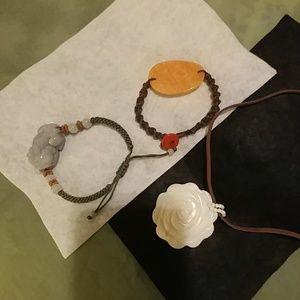 3 item jewelry set