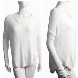 Zara scoop neck Knit