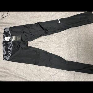 Black NIKE leggings willing to negotiate
