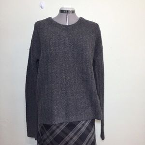 NEW! GAP Thick & Cozy Soft Gray Sweater