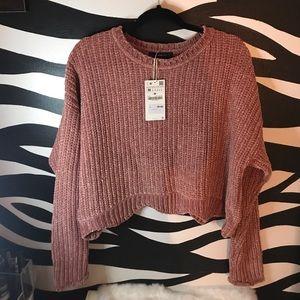 Zara Knitwear NWT