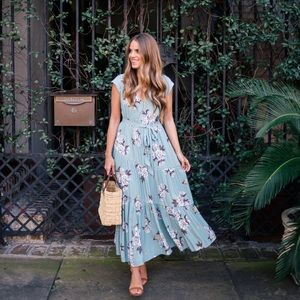 [Free People] Botanical Dress